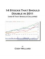 Cover for '14 Stocks That Should Double in 2011 (and 6 That Should Collapse)'