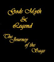 Cover for 'Gods, Myth and Legend: The Journey of the Sage'