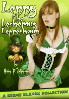 Cover for 'Lenny the Lecherous Leprechaun Kollection'