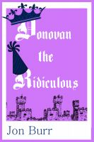 Cover for 'Donovan the Ridiculous'