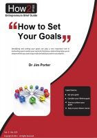 Cover for 'How to Set Your Goals'