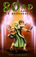 Cover for '80AD - The Sudarshana (Book 4)'