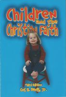 Cover for 'Children and the Christian Faith'
