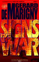 Cover for 'Signs of War (Cris De Niro, Book 2)'