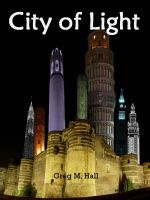 Cover for 'City of Light'