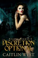 Cover for 'Discretion Optional'