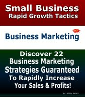 Cover for 'Business Marketing Strategies | Rapid Business And Marketing Growth Strategies'