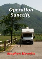 Cover for 'Operation Sanctify'