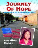 Cover for 'Journey of Hope, Memoirs of a Mexican Girl'