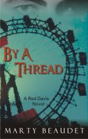 Cover for 'By A Thread'