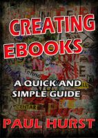 Cover for 'Creating ebooks'