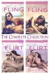 Billionaires on the Beach: The Complete Collection Boxed Set (Books 1-4) by Olivia Noble