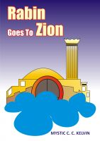 Cover for 'Rabin Goes To Zion'