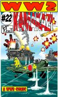 World War 2 Kamakazi cover
