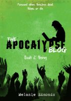 Cover for 'The Apocalypse Blog Book 2: Rising'