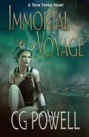 Cover for 'Immortal Voyage'