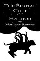 Cover for 'The Bestial Cult of Hathor'