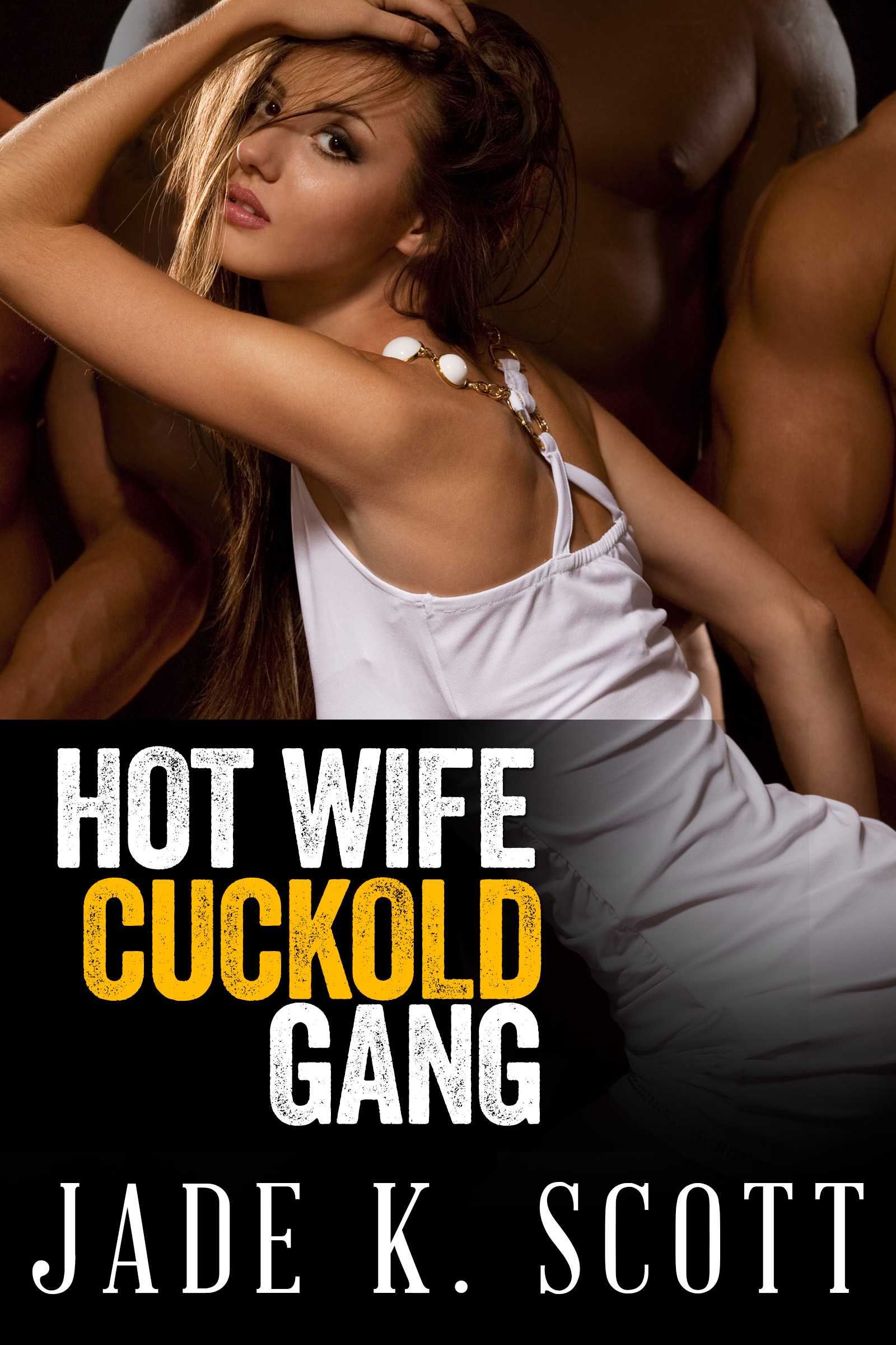 Gang bang husband story )