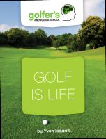 Cover for 'Golf  is  Life'