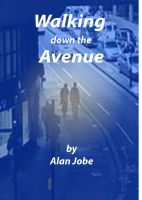 Cover for 'Walking Down The Avenue'