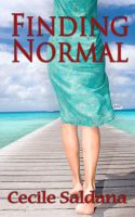 Cover for 'Finding Normal'