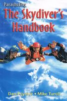 Cover for 'Parachuting: The Skydiver's Handbook'
