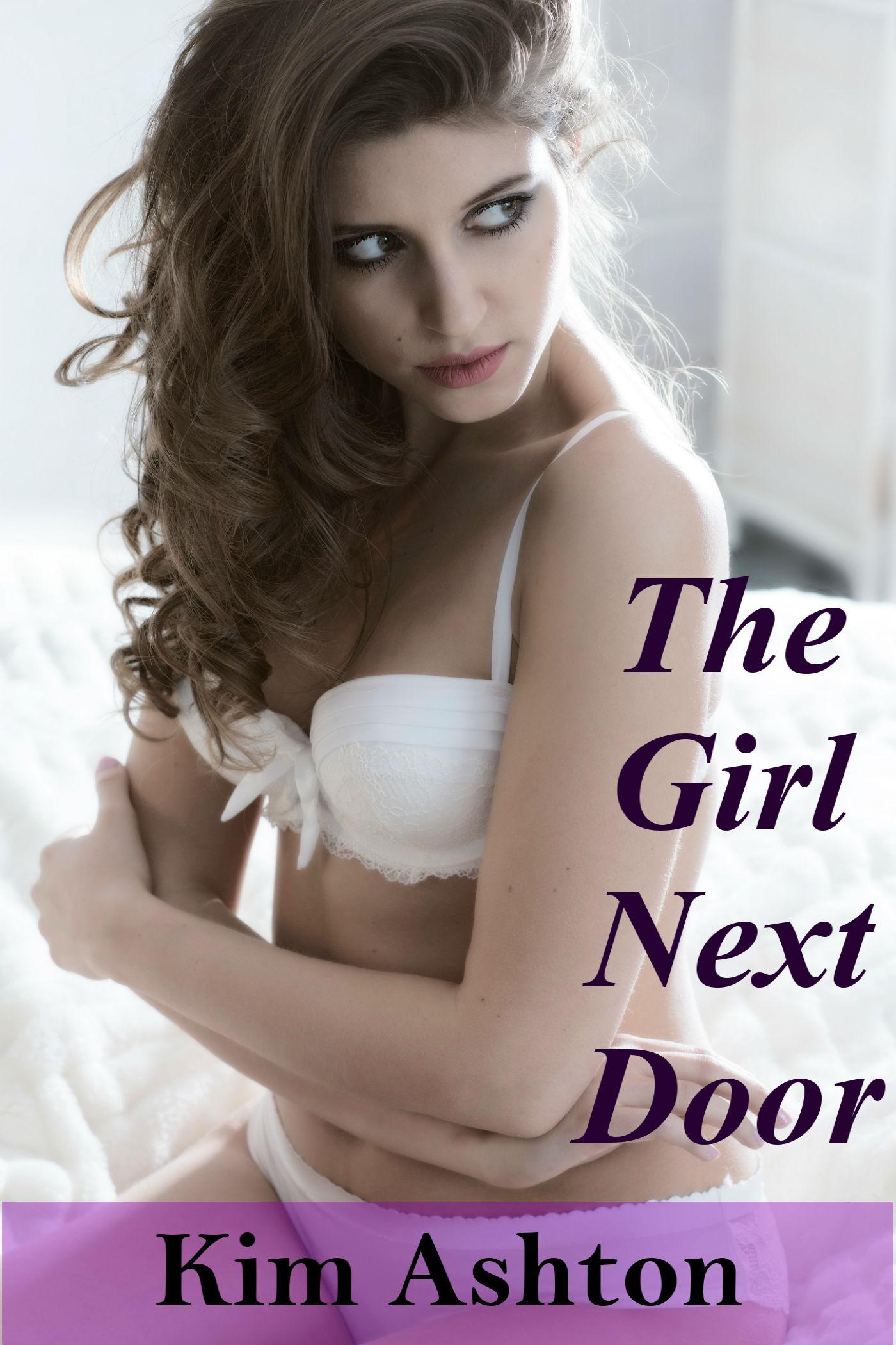 Kim Ashton - The Girl Next Door (BDSM Erotic Romance, Shy Submissive)