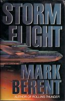 Cover for 'Storm Flight'