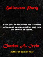Cover for 'Halloween Party'