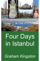 Cover for 'Four Days in Istanbul'