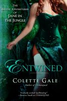 Cover for 'Entwined: The Erotic Adventures of Jane in the Jungle'