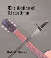 Cover for 'The Ballad of Llewellynn'