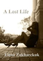 Cover for 'A Lost Life'