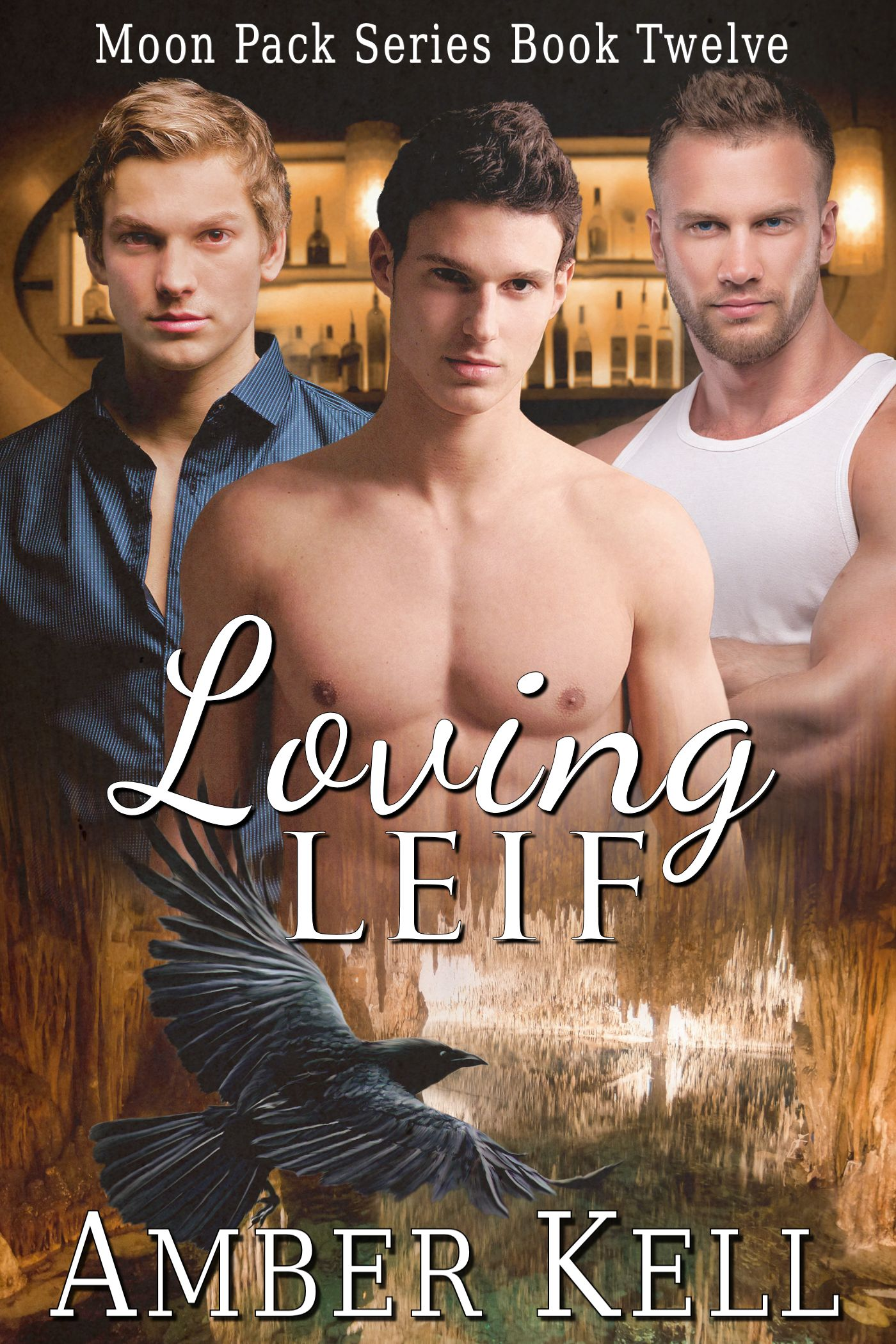 Amber Kell - Loving Leif