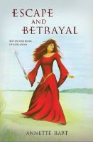 Cover for 'Escape and Betrayal'