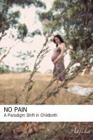 Cover for 'No Pain:  A Paradigm Shift in Childbirth'