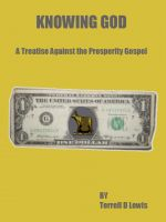 Cover for 'Knowing God: A Treatise Against the Prosperity Gospel'