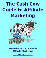 Cover for 'The Cash Cow Guide to Affiliate Marketing'