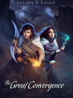 Cover for 'The Great Convergence'