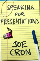 Cover for 'Speaking for Presentations'