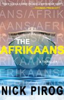 Cover for 'The Afrikaans'