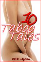 Cover for '10 Taboo Tales (Taboo Erotica Bundle)'