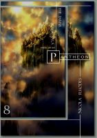 Cover for 'Pantheon (The Tamar Black Saga #8)'