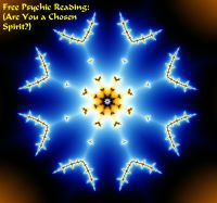 Cover for 'Free Psychic Reading: (Are You a Chosen Spirit for the Shift?)'