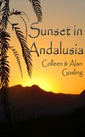 Cover for 'Sunset in Andalusia'