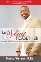 Cover for 'Let's Stay Together'