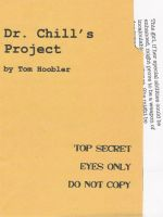 Cover for 'Dr. Chill's Project'