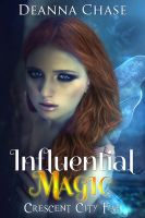 Cover for 'Influential Magic'