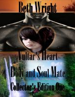 Cover for 'Book One of the Zoctornyia Series: Vultar's Heart, Body and Soul Mate'