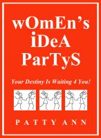 Cover for 'wOmEn'S iDeA PaRtYs'